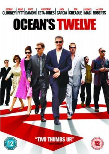Ocean's Twelve [DVD] [2004] by George Clooney
