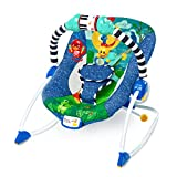 Baby Einstein 10928 Neighborhood Symphony Rocker Schaukelliege, blau