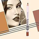 Matita labbra di Styler, dalla texture cremosa che crea una linea precisa sul contorno del labio e un intenso color