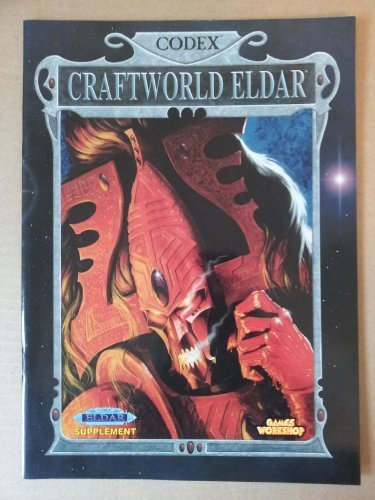 Codex: Craftworld Eldar (Warhammer 40,000) by Gavin Thorpe (2000-09-09) par Gavin Thorpe