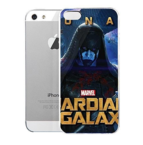 Light weight with strong PC plastic case for Iphone 5/5s Comics Marvel Guardians Of The Galaxy Ronan The Accuser