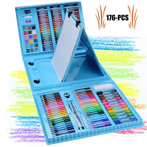 Caja Colores Niños, Legendog Lapices De Colores