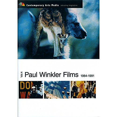 Paul Winkler Films, Vol. 4 2-DVD Set ( Incongruous / Australian Bush / Facades / Faint Echoes / Glitter / Long Shadows )