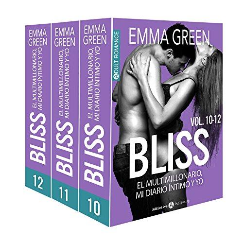 Bliss - El multimillonario, mi diario íntimo y yo, 10-12 por Emma M. Green