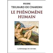 Le Phénomène humain (PTS SAGESSES)