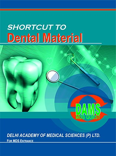 DAMS Shortcut To-Dental Material-MDS QUEST 2016