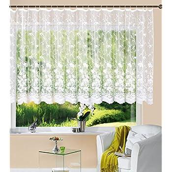 Amazon.de: HAFT® Gardine; Store; Vorhang; Küchengardinen