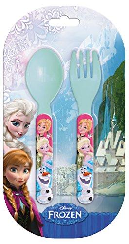 Suncity- Frozen Set 2 Cubiertos (RNA101497)