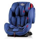 Heyner 786040 Kindersitz Capsula Multi ERGO 3D (I, II, III), Cosmic Blue