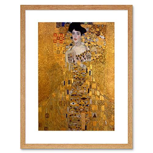 Wee Blue Coo Cultural Gustav Klimt Bloch Bauer Portrait
