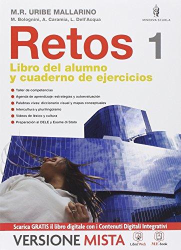 Retos. Con Palabras vivas. Per la Scuola media. Con e-book. Con espansione online: 1