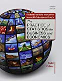 Student Solutions Manual for the Practice of Statistics for Business and Economics