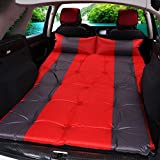 WCUI Aufblasbare Bett Suv Auto Bett, Reise Bett Schlafmatte Outdoor Auto Mat Camping Feuchtigkeitsfeste Pad Portable gefalteten Reise Auto Supplies 190 * 126cm Wählen ( Farbe : #3 )