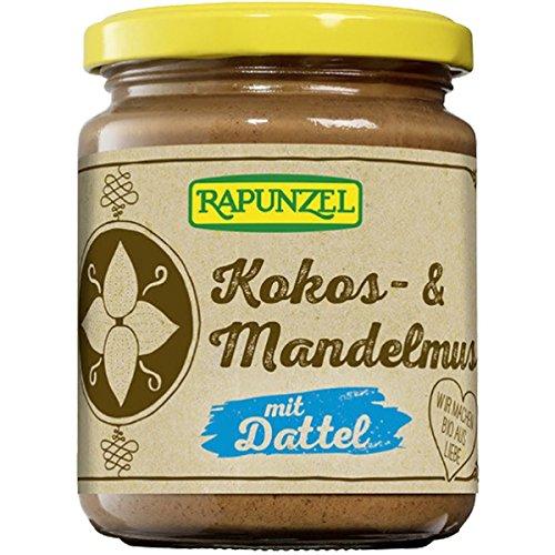 Rapunzel Kokos-Mandelmus mit Datteln (250 g) - Bio