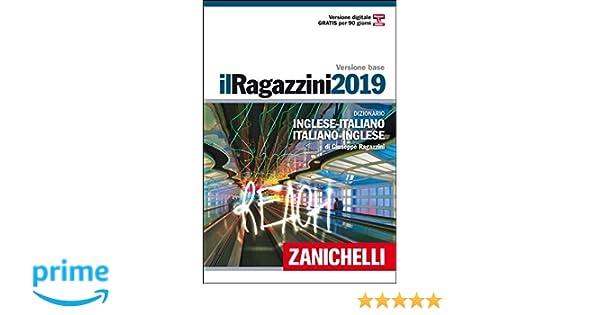 Ufficio Acquisti In Inglese : Amazon.it: il ragazzini 2019. dizionario inglese italiano italiano