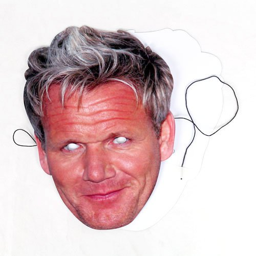 Gordon Ramsey...