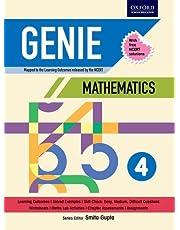 Genie Mathematics 4 (NCERT)
