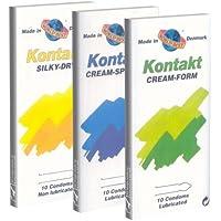 World's Best Kontakt Pack - 3x10 Kondome aus der Kondomotheke®! - Probierset preisvergleich bei billige-tabletten.eu