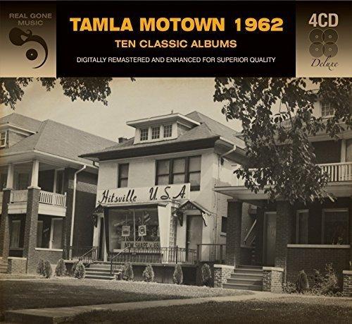 Tamla Motown 1962 Ten Classic Albums 4CD