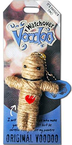 Watchover Voodoo-Puppe / Schlüsselring ~ Original-Voodoo