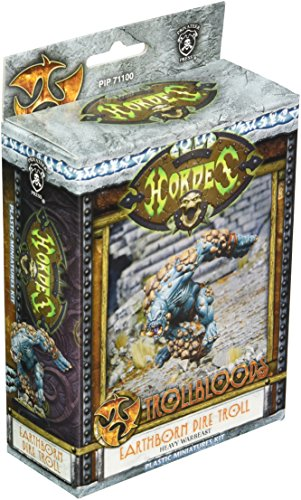 Privateer Press Hordes–Trollbloods Dire Troll–Earthborn Model Kit (Privateer Press Kräfte)