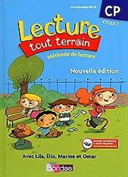 Lecture tout terrain CP  Manuel de l'élève (édition 2010)