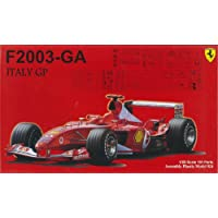 1/20 Grand Prix Series No.30 Ferrari F2003-GA Italy Grand Prix (japan import)