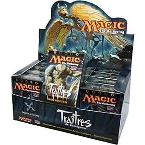MTG - Carte Magic - Traîtres de Kamigawa Lot de 2 Deck Noire Dévotion et Arts Spirituels - Neuf VF