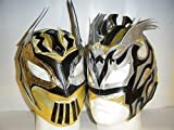 Lucha Dragons Sin Cara Kalisto Tag Team Kinder Reißverschluss Wrestling Maske