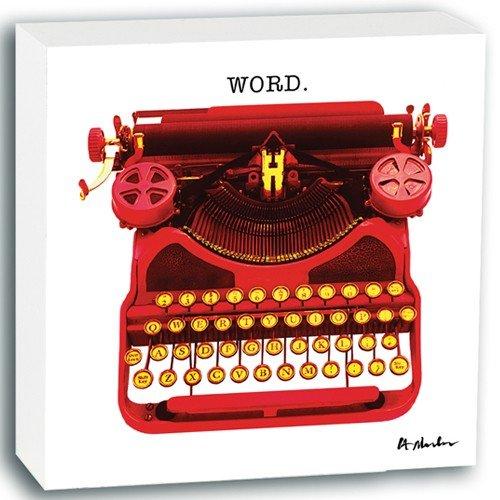 santa-barbara-design-studio-typowriter-word-mur-bureau-art-bloc-par-louise-marler-5-par-127-cm