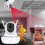 Giantree Wireless IP-Kamera, (EU) Wireless IP-Kamera mit Zwei-Wege-Audio, Nachtsicht-Kamera für Pet Baby Monitor, Home Security Kamera Bewegungserkennung Indoor-Kamera
