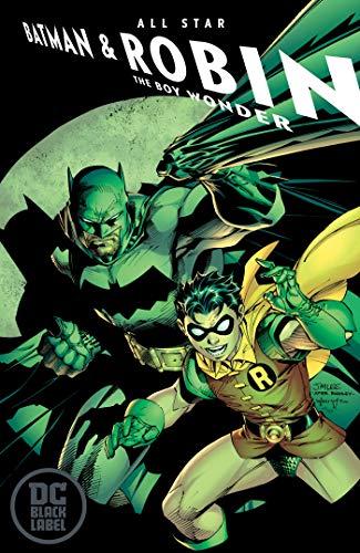 Preisvergleich Produktbild All-Star Batman & Robin,  the Boy Wonder (DC Black Label Edition)