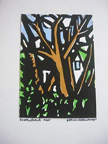 kunst-gemalde-original-holzschnitt-friedrich-adolf-mildenberg-rodenbach-ortsteil-in-neuwied-am-rhein