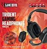 Game Devil Trident Wireless Headphones 5