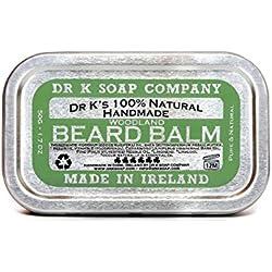 Dr. K Soap Company Beard Balm/barba Bálsamo Woodland, 50g