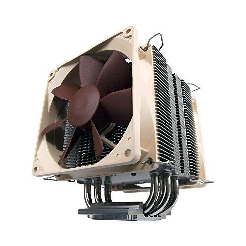 Noctua NH-U9B SE2, Premium CPU Kühler, Braun, 92mm, - Lga775-server