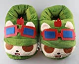 League of Legends LOL Teemo Cosplay Plush Shoe - League of Legends