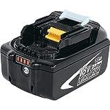 Boetpcr BL1860B Remplacement Batterie pour Makita 18V 5.5Ah Lithium BL1860B BL1860...
