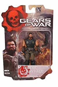 "Gears Of Wars 52231 3.75-Inch ""Series 2 Dom"" Figure"