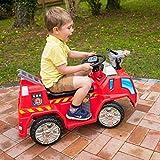 Unbekannt Toyrific elektrisches Kinder-Feuerwehrauto mit Seifenblasenpistole, Lichtern und Sirenen Vergleich
