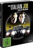 Metall Box: The Italian Job (FSK 12 Jahre) Blu-Ray