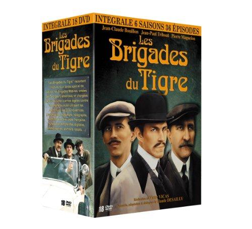 V/A - Les Brigades Du Tigre - Saison 1 ? (18 Dvd) [Edizione: Francia]