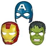 Atpata Funky Avenger Masks (Pack of 3 Ma...