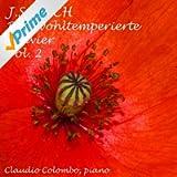 Johann Sebastian Bach : Das Wohltemperierte Klavier, Vol. 2 (The Well-Tempered Clavier)