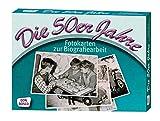 Die 50er Jahre Fotokarten zur Biografiearbeit (Fotokarten zur Biografiearbeit / Demenz (9 x 13 cm)) (Fotokarten zur Biografiearbeit (9 x 13 cm))