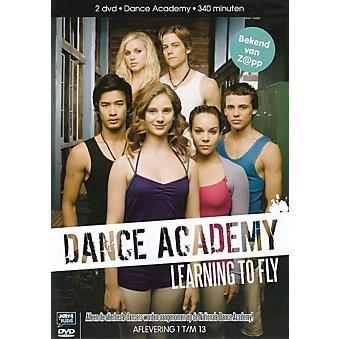 Preisvergleich Produktbild Dance academy - Seizoen 1 deel 1 (1 DVD)