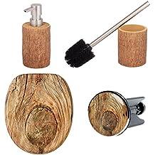 Bad accessoires bambus  Suchergebnis auf Amazon.de für: badaccessoires holz