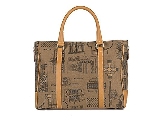 PALLADIObags, Villa Thiene bag (Everyday shopper). Made in Italy - handmade-bags