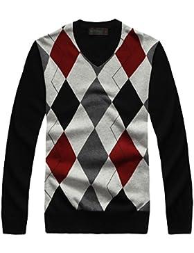 fanhang - Camiseta de tirantes - para hombre