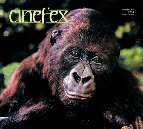 Cinefex 62: Congo/Judge Dredd/Dick Smith